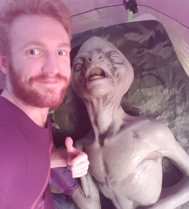 Area 51 mobile escape room adventures