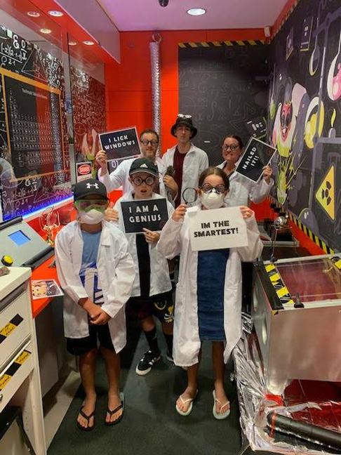 Escape Room for Kids NEAR ME