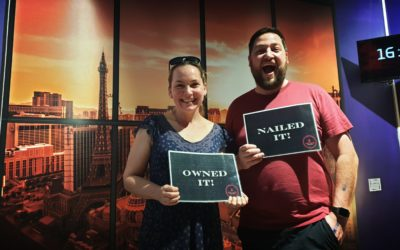 How to beat an escape room